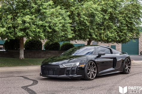2017 R8 V10 Plus: KW Suspension Height Adjustable Spring (H.A.S.) Kit Parts Score