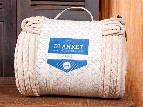 lovesac blanket cable knit phur king blanket 9 ft x 9 ft