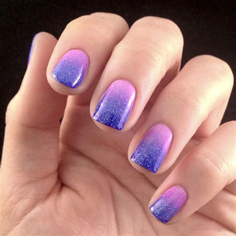 ombre pattern nails 30 dazzling ombre nail art ideas for ladies sheideas