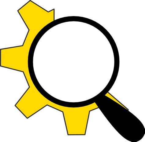 clipart search search config item clip at clker vector clip