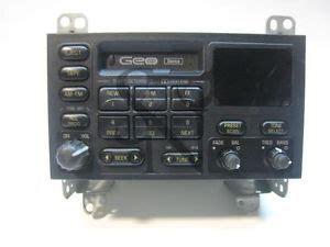 delphi delco car radio cassette cd player 2003 chevy