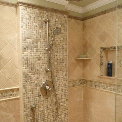 Bathroom Travertine Tile Design Ideas by 17 Best Ideas About Travertine Shower On