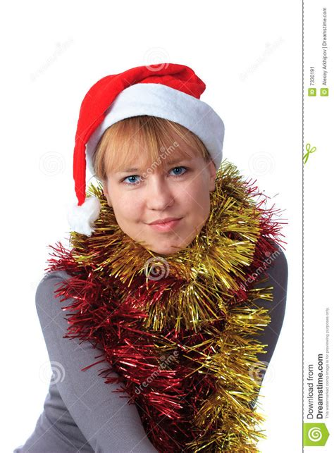 28 best how to wear santa hat happy young woman