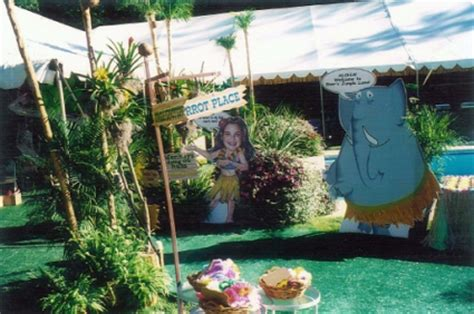 Backyard Luau Ideas Story Backyard Luau Ideas