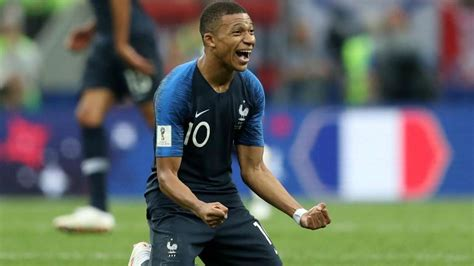 kylian mbappe golden ball fifa world cup 2018 from golden ball to best young player