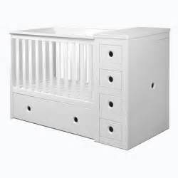 3 in 1 cot bed in white funique co uk