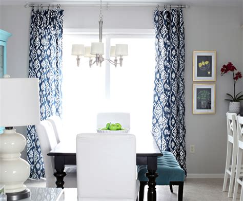 grey walls blue curtains iheart organizing hooked on navy