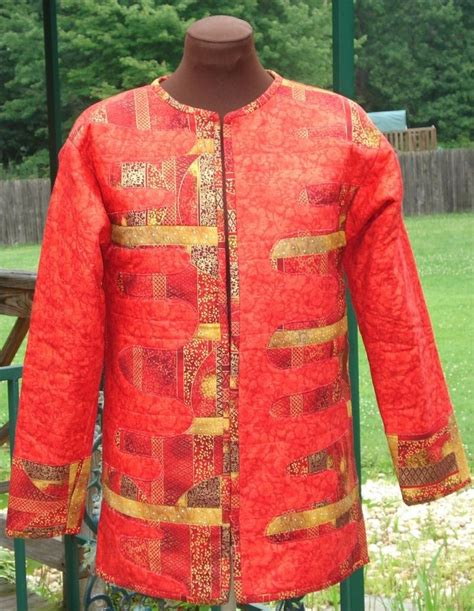 pattern for sweatshirt jacket 17 best images about quilted garments on pinterest