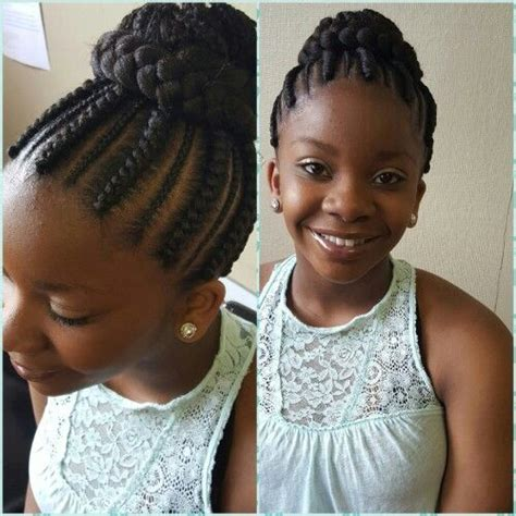 kids braids with bun 285 best images about braids on pinterest