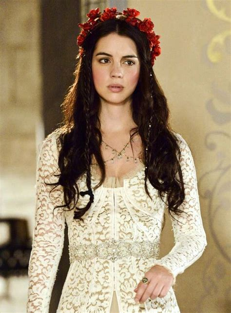 reign hair reign adelaide kane hair hair pieces gown envy