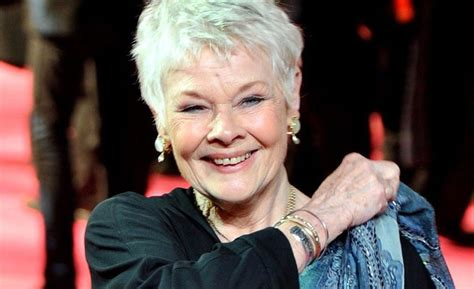 dame judi dench teeth reductress 187 7 times dame judi dench was so perfect it