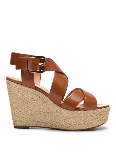 michael kors sandals wedges clelia wedge sandals by michael kors sandals ikrix