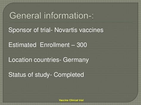vaccines on trial truths and consequences on trial series volume 3 books vaccine clinical trial