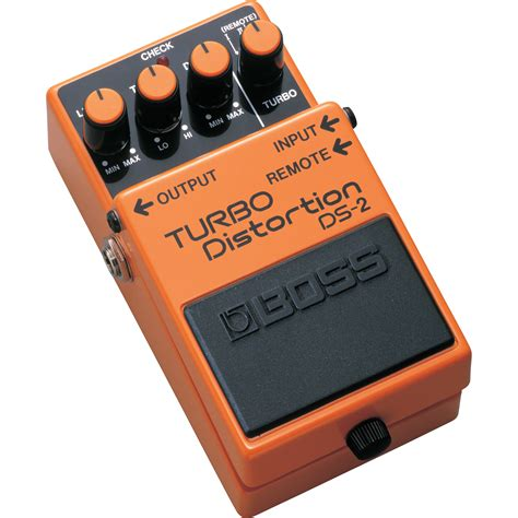 Ds 2 Turbo Distortion 2 Sound Klasik Efek Stompbox Gitar ds 2 turbo distortion pedal ds 2 b h photo
