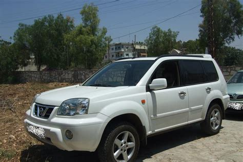 2002 nissan x trail pictures cargurus