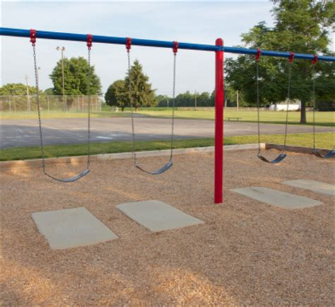 playground swing mats tuffmat 174 playground fall protection zeager