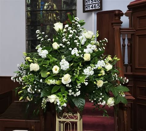 Church Wedding Flower Arrangements by Wedding Flower Arrangements For Church Www Imgkid