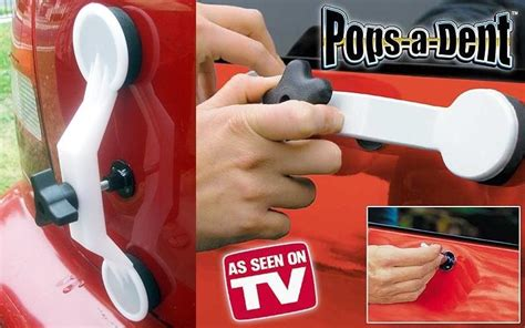 how to fix car dents 8 easy ways to remove dents yourself