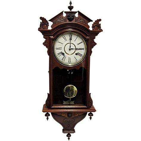 antique wall clocks online waterbury antique wall clock 100 original and fully