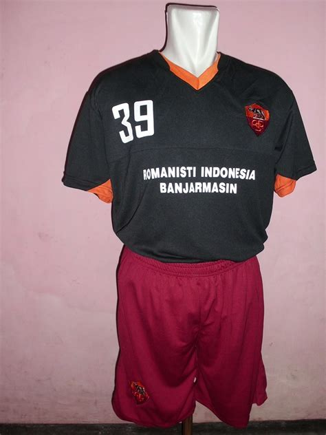 Kaos 4 20 Roma Clothz baju bola page 4 look media