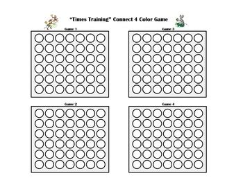 connect four template connect 4 printable related keywords suggestions
