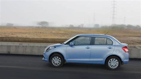Maruti Suzuki Dzire Diesel On Road Price 2016 Maruti Suzuki Dzire Diesel Ags Road Test Review