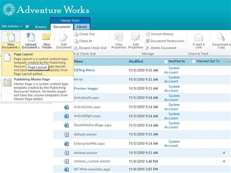 change zone layout sharepoint 2010 create a custom page layout for a publishing site using