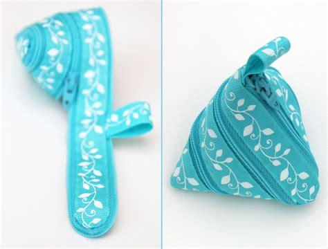 Zip Up Pouch aqua zip up pouch bags necessaries