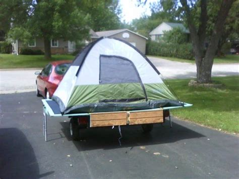 tent platform removable tent platform for trailer