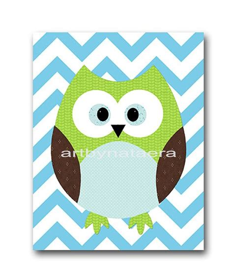 owl decor owl nursery baby nursery decor baby boy nursery
