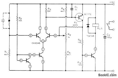 ntc thermistor bridge circuit thermistor bridge circuit economical home lighting