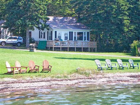 seaside cottages bar harbor cottage rentals bar harbor maine lakeside cabin rentals