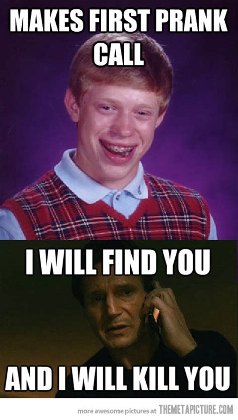 Poor Brian Meme - lol funny meme bad luck brian
