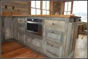 Barn Wood Kitchen Cabinets Reclaimed Barn Wood Kitchen Cabinets Cabinet Home Decorating Ideas Z0360yem4n