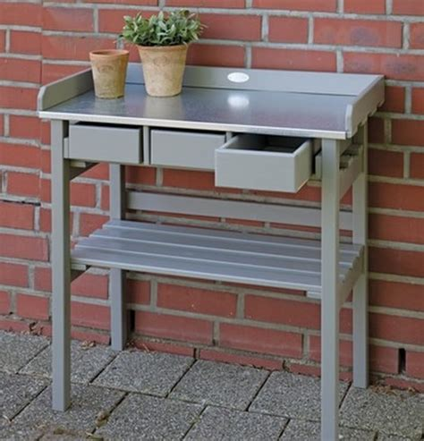 potting bench uk potting up bench folklore home storage systems from store