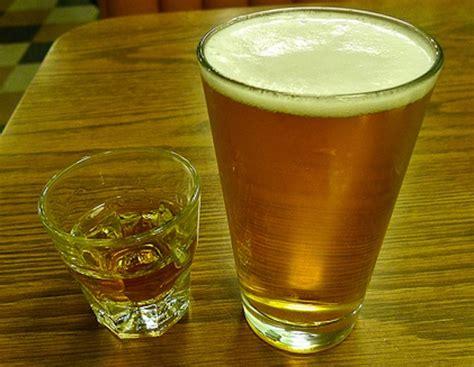 top 10 shots at a bar shot and a beer archives brokelyn