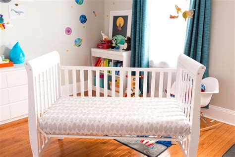 Crib Support by Healthy Support Crib Mattress Lullabyearth