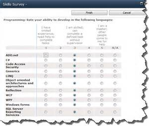 zebra striping sharepoint questions in sharepoint survey