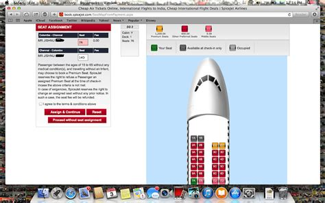 spicejet flight seat selection airliners india view topic voyage scolaire