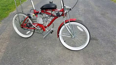 motorized for sale 49cc motorized lowrider gas bike bicycle for sale from