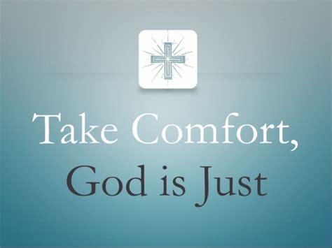 god is my comfort linworth baptist church