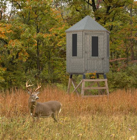 Blinds In Michigan Hunting Blind