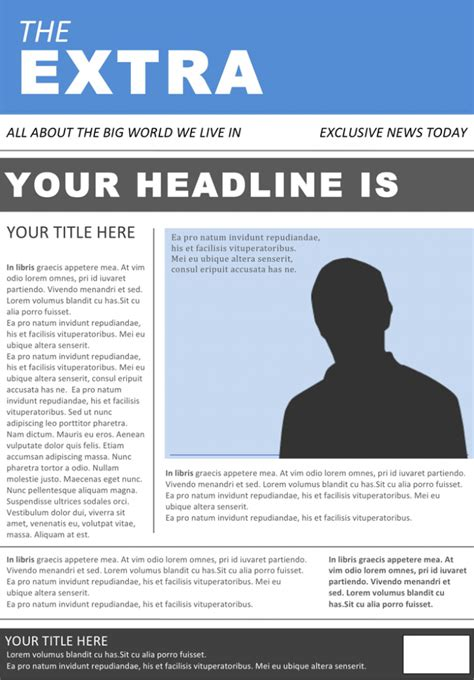 downloadable will template 26 newspaper templates free word pdf psd indesign