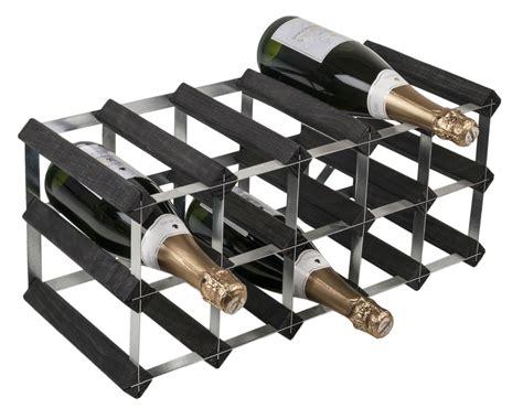 Bottle Rack Ta by 15 Bottle Traditional Wooden Wine Rack 5x2