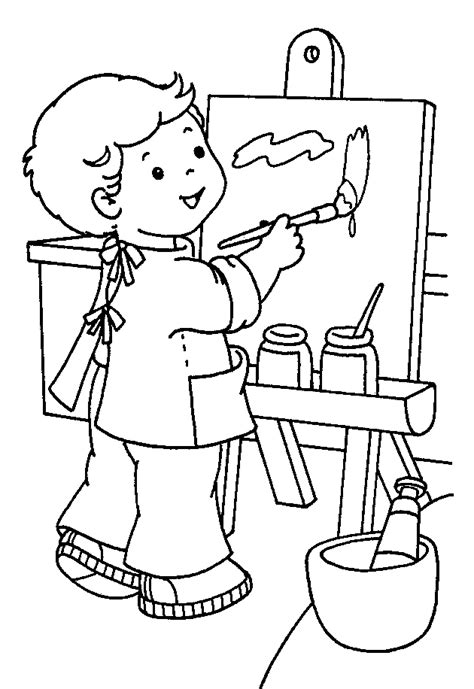 Paint Coloring Pages To Print Coloring Pages Paint Coloring Pages