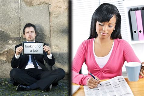 Conducting A Search While Employed How To Conduct Searching When Unemployed Vs When