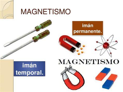 imagenes de imanes artificiales temporales magnetismo final