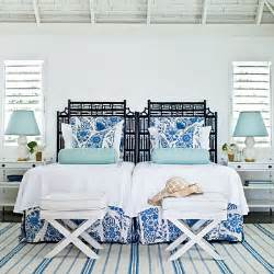 caribbean blue white bedroom editors 50 favorite