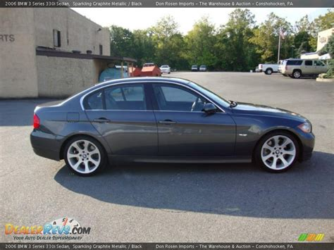 2006 bmw 3 series 330i 2006 bmw 3 series 330i sedan sparkling graphite metallic