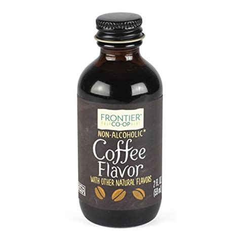 Free Product Sles Flavor Your Coffee by Frontier Co Op Coffee Flavor Non Alcoholic 2 Ounce
